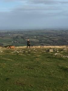 A walk on Dartmoor